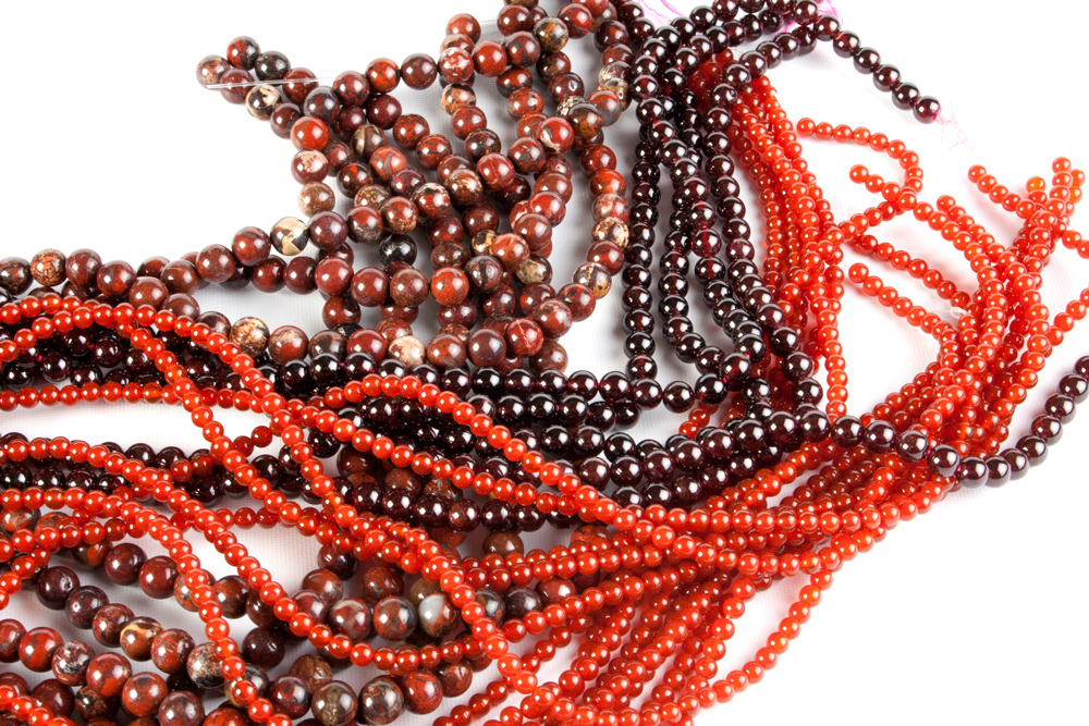 Semi Precious Gemstone Round Beads From Beads Co Uk Beads