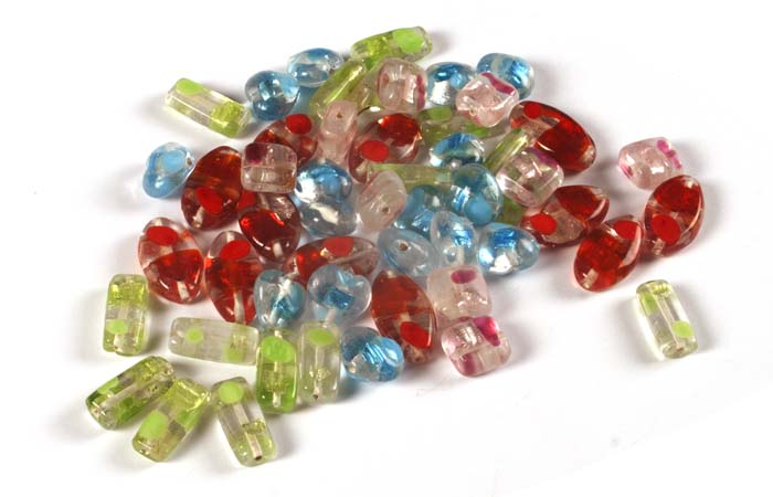 Patterned Beads