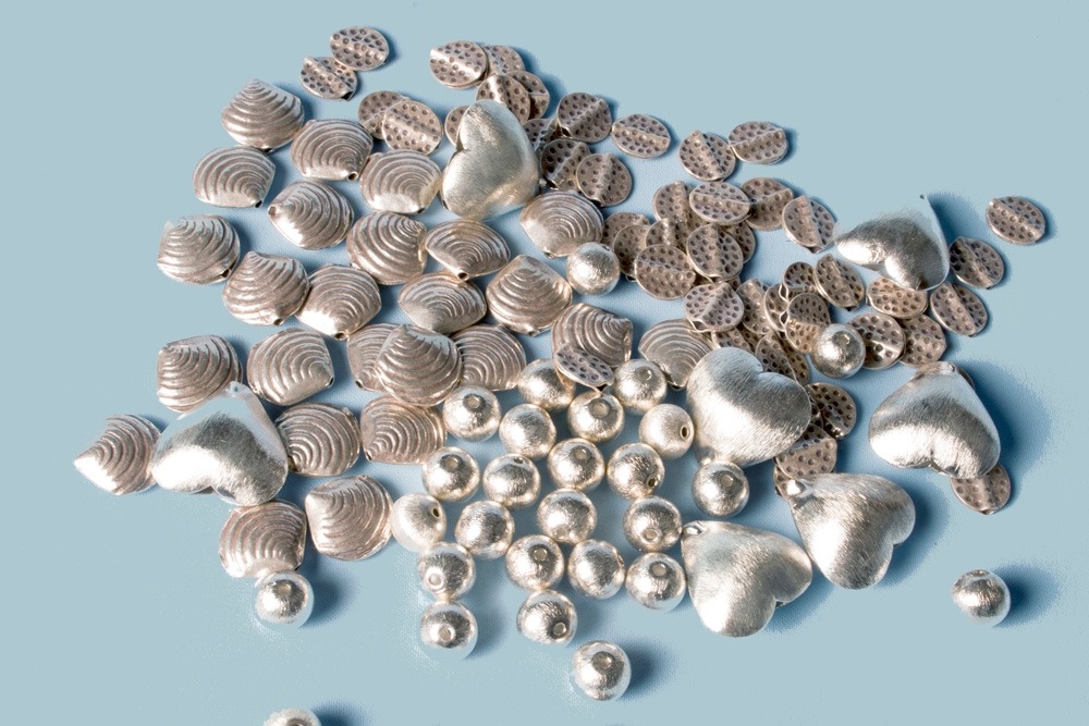 Thai Silver Beads/Findings