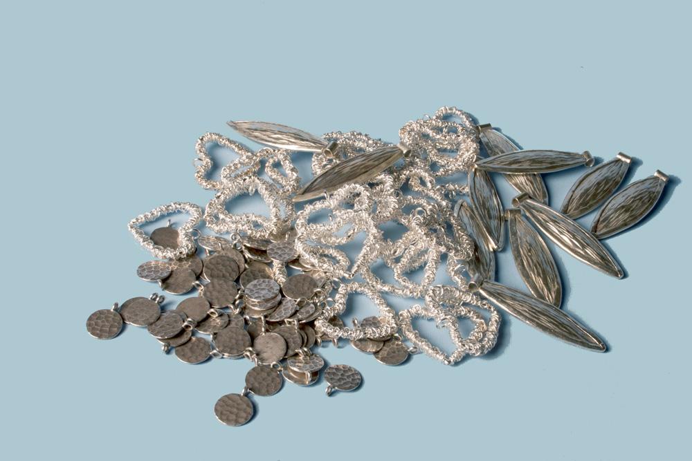 Thai Silver Pendants/Droppers