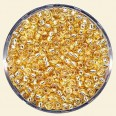 Gold Glass Rocailles (Silver Lined) - Packs of 11/0 Small