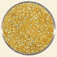 Light Yellow Glass Rocailles (Silver Lined) - Packs of 11/0 Small