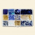 Blue Jewellery Making Kit