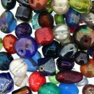 Rainbow Bead Mix - 100 Gram Pack