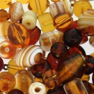 Toffee Bead Mix - 100 Gram Pack