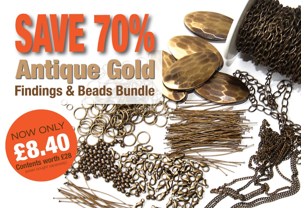 Antique Gold Bundle
