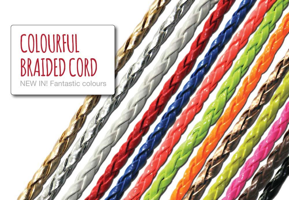 Imitation Leather Cord
