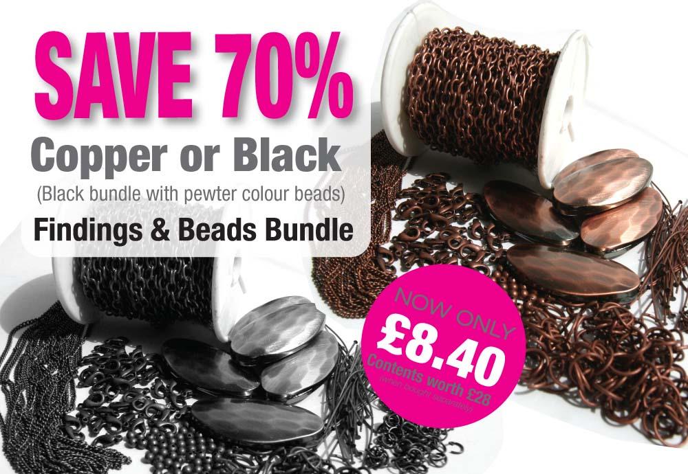Copper & Black Bundle