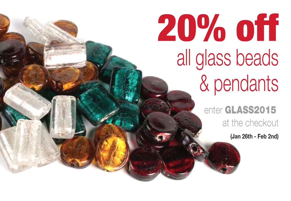 Glass Sale