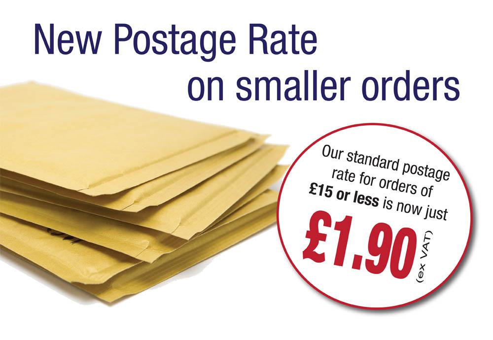 New postage