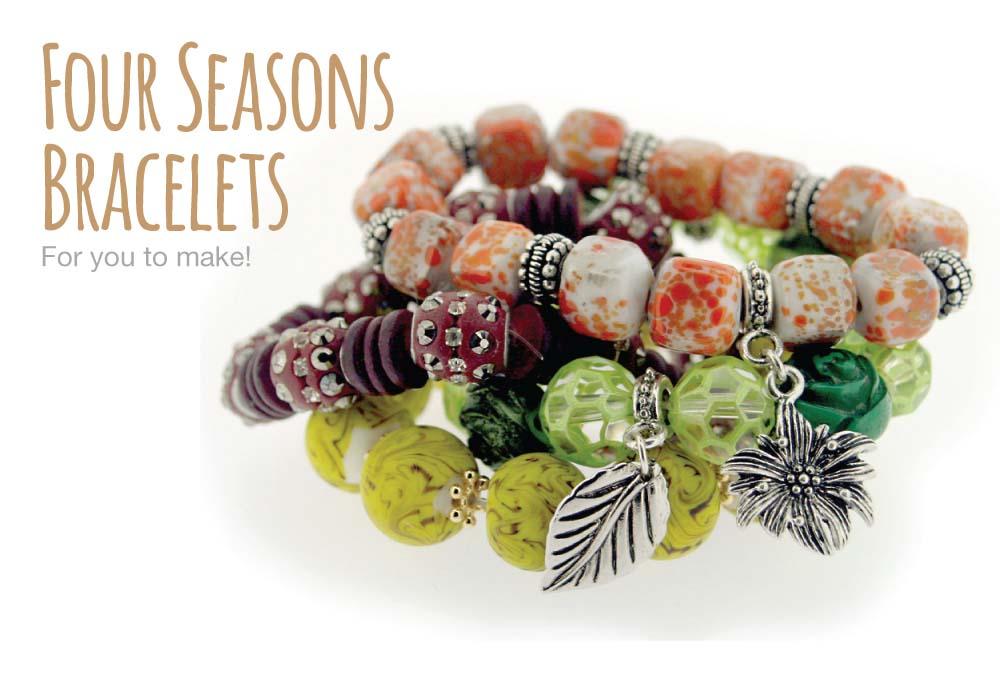 Seasons Bracelets