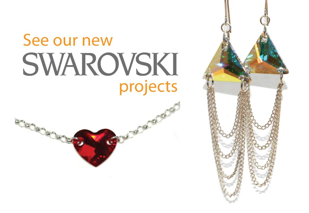 New Swarovski projects
