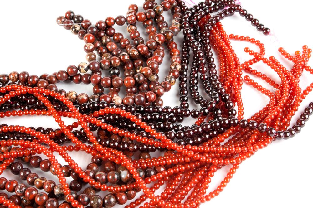 Gemstone Round Beads