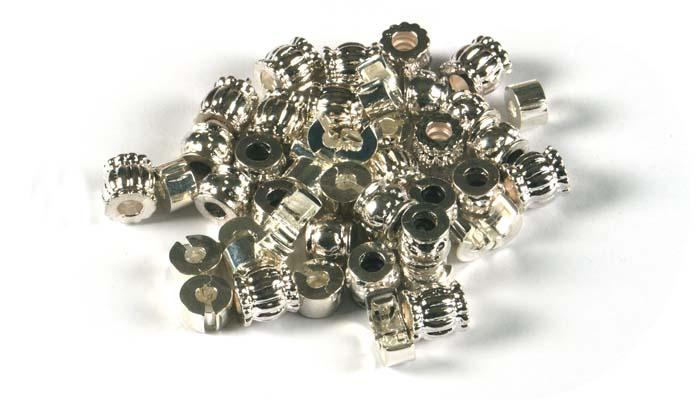 Pandora Style Locking Beads