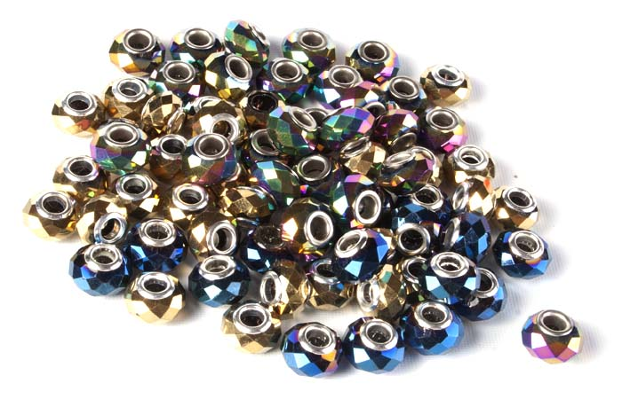 Special Effect Faceted Beads