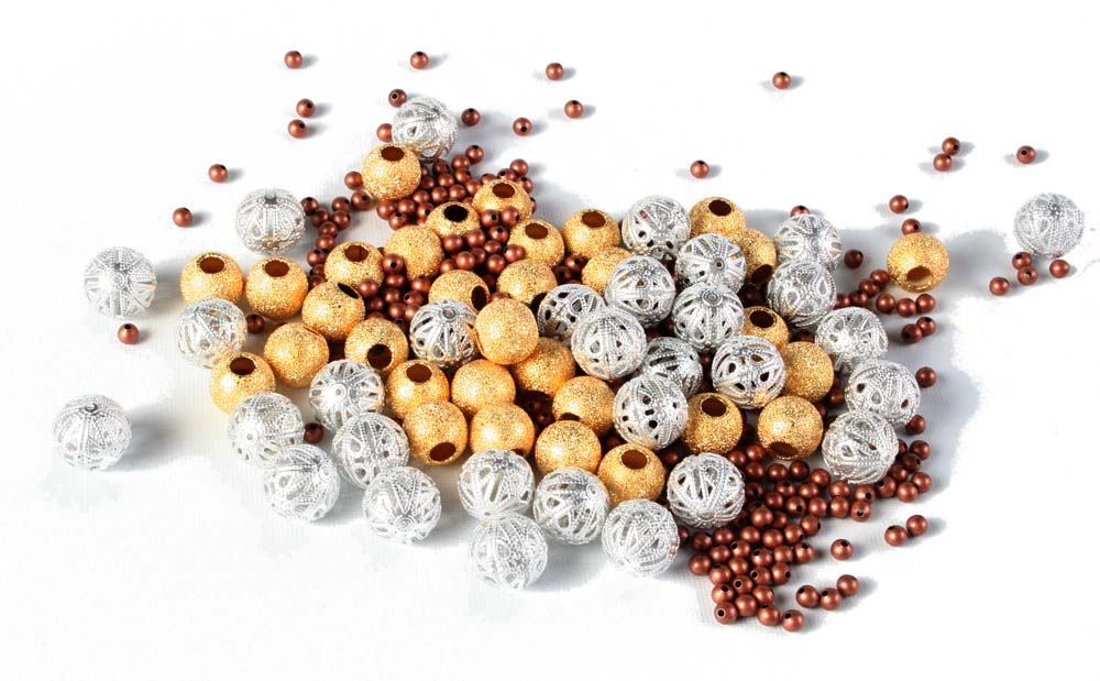 Plain/Stardust Beads
