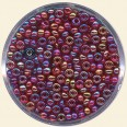 Purple Lustre Glass Rocailles (Special Finish) - Packs of 11/0 Small