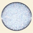 Crystal Glass Rocailles - Packs of 11 0 Small