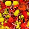 Citrus Bead Mix - 100 Gram Pack