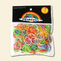 Mixed Colour Loom Band Pack - 200pcs