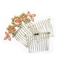 Peaches & Cream Hair Comb